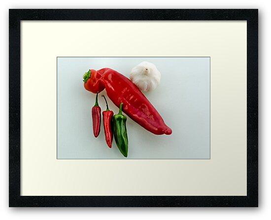 Chilli n Garlic by JEZ22
