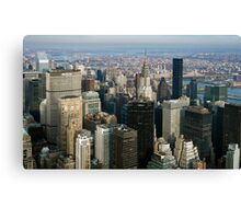 Midtown Manhattan Canvas Print