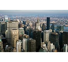Midtown Manhattan Photographic Print