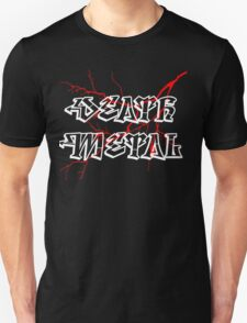 Death metal sign T-Shirt