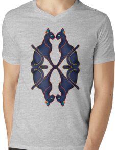 CATS EGYPTIAN 3 Mens V-Neck T-Shirt