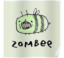 Zombee Poster