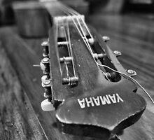 Yamaha Acoustic by Matthew Larsen
