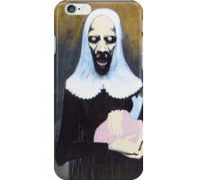 Alien Nun iPhone Case/Skin