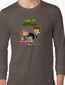 The IT Laboratory  Long Sleeve T-Shirt