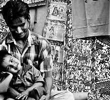 The Father and The Baby by Abhinandan Dutta