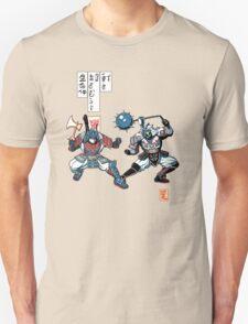 Tatakae Chou Samurai Seimeitai! Unisex T-Shirt