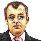 Characters of Coronation Street : Steve McDonald by Margaret Sanderson