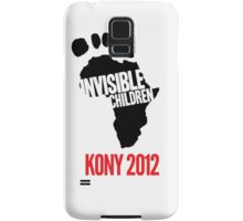 Invisible Children Samsung Galaxy Case/Skin