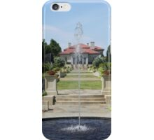Philbrook Art Museum Soutside iPhone Case/Skin