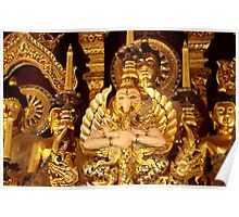 Chaing Mai Temples 1.1 Poster