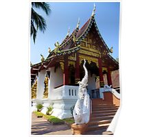 Chaing Mai Temples 1.4 Poster