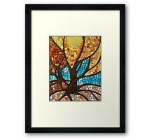 Autumnal III Framed Print