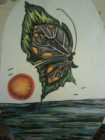 Original World Butterfly LW by Mthrntre
