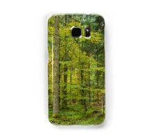 Autumn in the Forest Samsung Galaxy Case/Skin