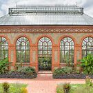 Biltmore Conservatory Greenhouse by Marilyn Cornwell