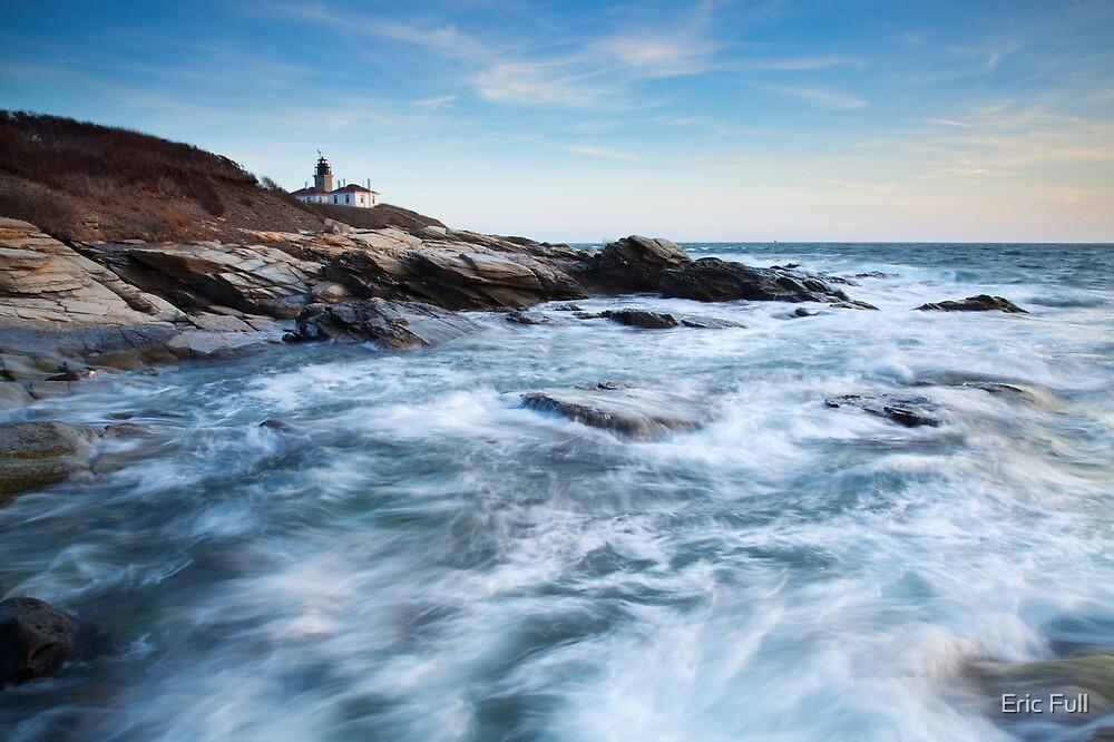 Beavertail Lighthouse by Eric Full