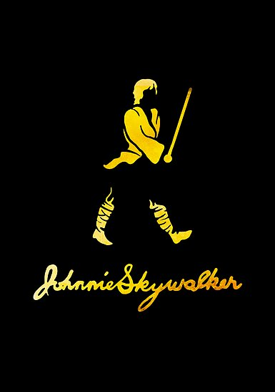 Johnnie Skywalker by ianleino