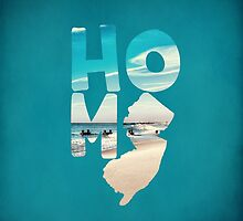 Home: New Jersey by Kadwell