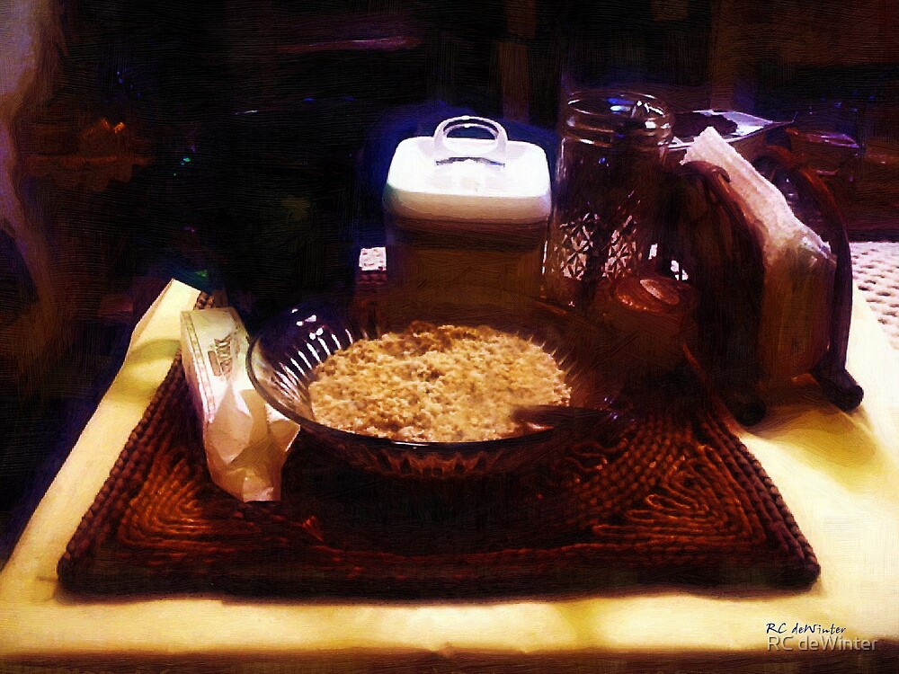 Breakfast of Champions by RC deWinter