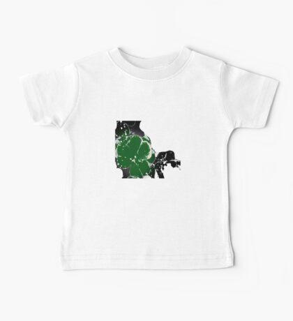 T-shirt clover Baby Tee