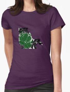 T-shirt clover Womens Fitted T-Shirt