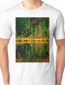 Fall Reflections Unisex T-Shirt
