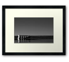 Denver Water Framed Print