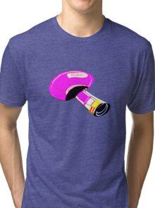T-shirt mushroom Tri-blend T-Shirt