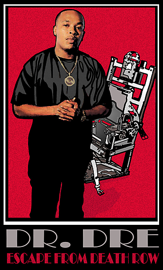 HIP-HOP ICONS: DR. DRE - ESCAPE FROM DEATH ROW by SOL  SKETCHES™