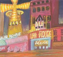 Moulin Rouge by michellefoster