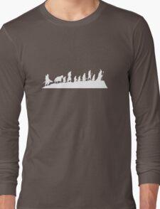 The Nine Walking Long Sleeve T-Shirt