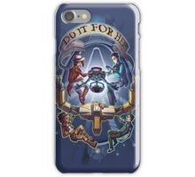 Tales from the Borderlands - Do it for Her iPhone Case/Skin