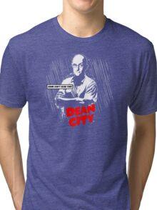 Dean City Tri-blend T-Shirt