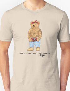 Tupac x Ralph Lauren Polo Bear T-Shirt