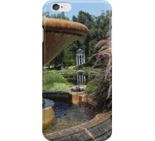 Philbrook Art Museum East Garden iPhone Case/Skin