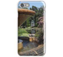 Philbrook Art Museum East Garden iPhone Case/Skin