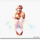 Marilyn by Richard  Gerhard