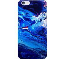 """MEDITATION BLUE"" iPhone Case/Skin"