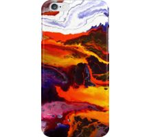 """""""FROZEN IN TIME"""" iPhone Case/Skin"""