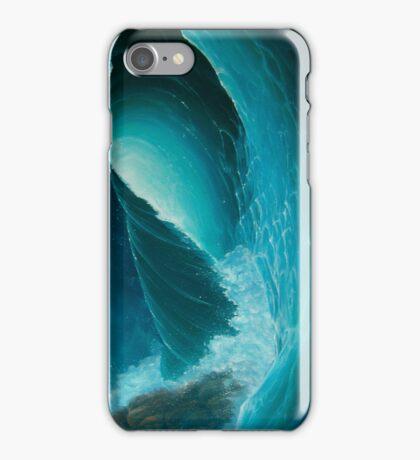 """OCEAN PULSE"" iPhone Case/Skin"
