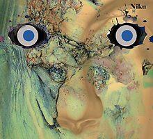 Nature-Tree by NIKULETSH