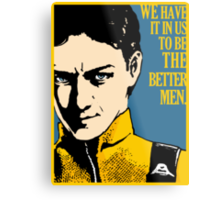 X-Men First Class: Charles Xavier Metal Print