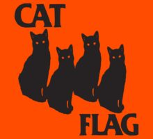 TShirtGifter Presents: Cat Flag