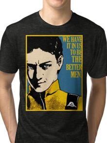 X-Men First Class: Charles Xavier Tri-blend T-Shirt