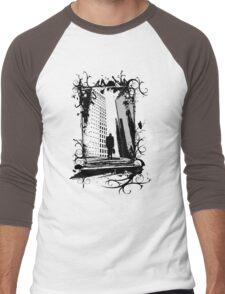 Corporate Slog Men's Baseball ¾ T-Shirt