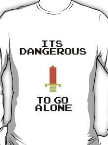 Zelda Sword Quote T-Shirt