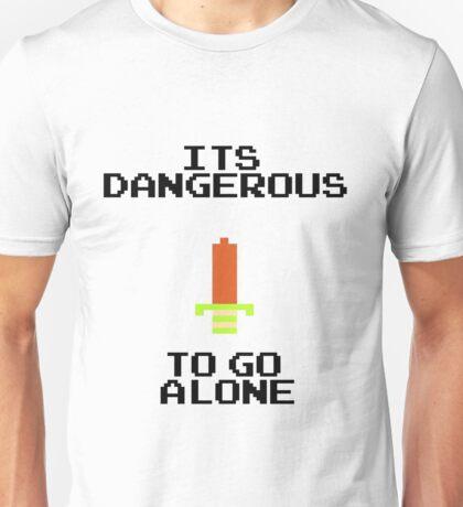 Zelda Sword Quote Unisex T-Shirt
