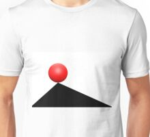 Red Ball 30 Unisex T-Shirt