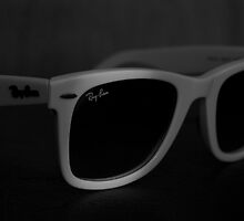 My Ray Ban Sun Glasses by Aaron  Schilling